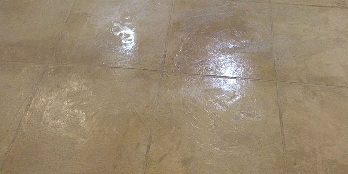 Granicrete Flooring from Counters Floors and More - Duane Gilbertson - Fountain, Minnesota